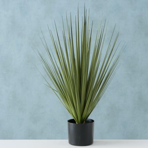 Planta artificiala in ghiveci Harisia Verde, H78 cm