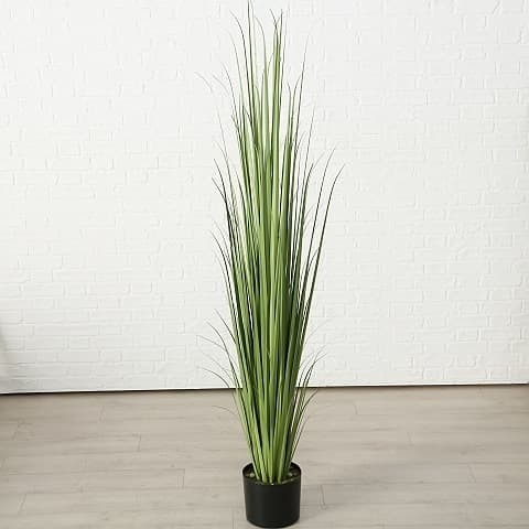 Planta artificiala in ghiveci Siri Bajra Verde, H182 cm