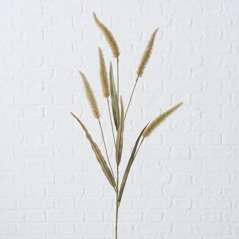 Ramura decorativa artificiala Greenie, H137 cm, 1 bucata