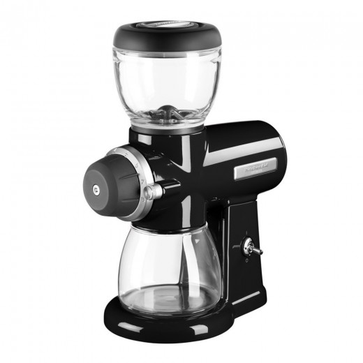 Rasnita electrica de cafea Onyx, KitchenAid-Negru