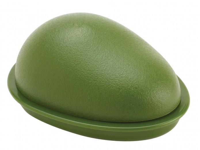 Recipient cu capac pentru avocado, din plastic, L12 cm, Joie Verde