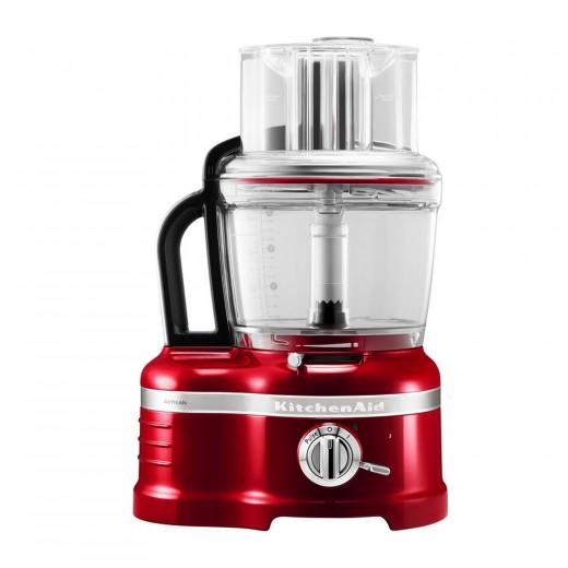 Robot de bucatarie Artisan Candy Apple 5KFP1644ECA, 4 L, 640W, KitchenAid