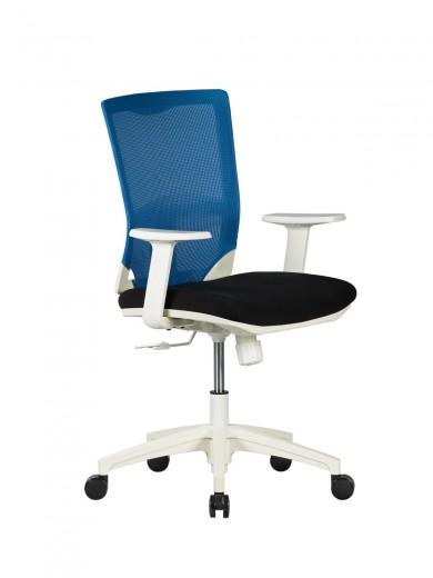 Scaun de birou ergonomic Novo S133 Blue