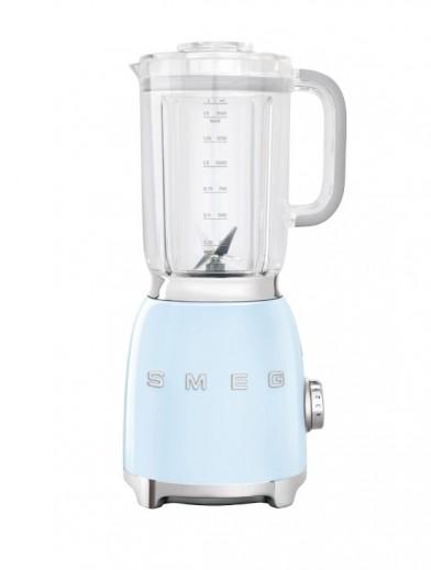 Blender BLF01PBEU, Albastru pastel, Retro 50, SMEG