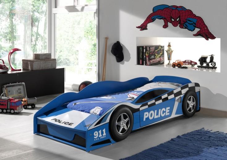 Pat pentru copii Junior Police