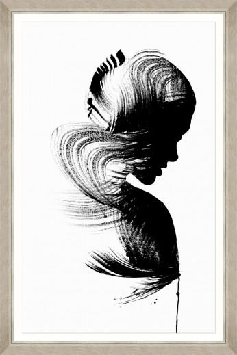 Tablou Framed Art Sensual Figure I