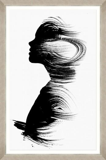 Tablou Framed Art Sensual Figure II