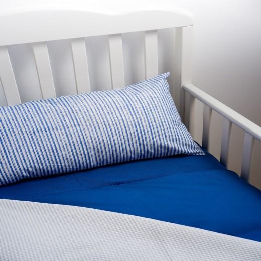 Lenjerie de pat copii Horizon & Blue