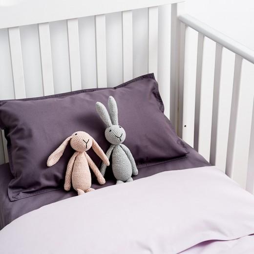 Lenjerie de pat copii Mauve & Orchid