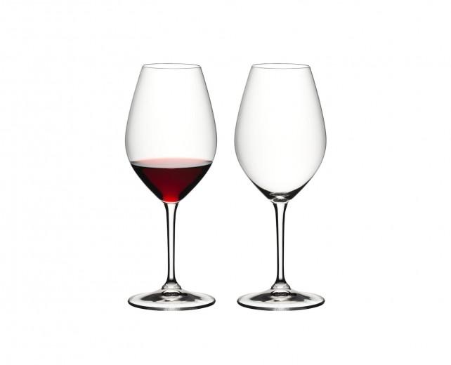Set 2 pahare pentru vin, din cristal Ouverture Marie-Jeanne Clear, 667 ml, Riedel