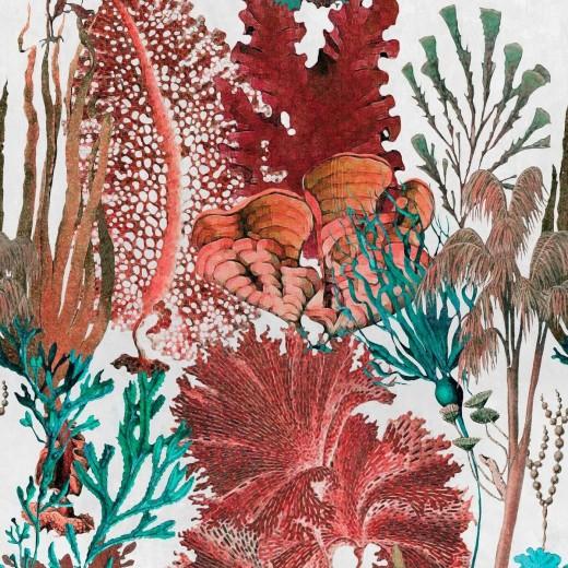 Set 3 role Tapet Imprimat Digital Coral Reef