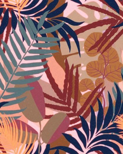 Set 3 role Tapet Imprimat Digital Jardin Del Sol