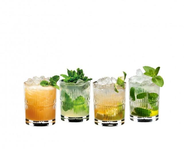 Set 4 pahare pentru rom, din cristal Mixing Rum, 323 ml, Riedel
