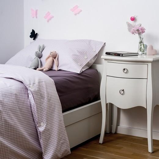 Lenjerie de pat copii Caro & Mauve