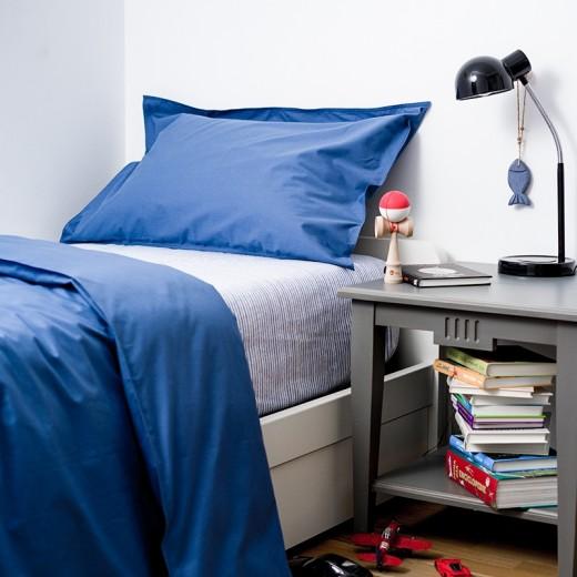 Lenjerie de pat copii Blue & Horizon