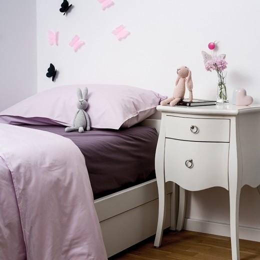 Lenjerie de pat copii Orchid & Mauve