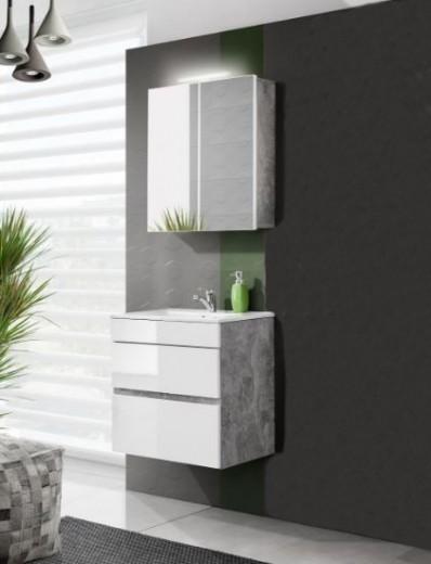 Set Mobilier pentru baie, 3 piese, Atelier XL
