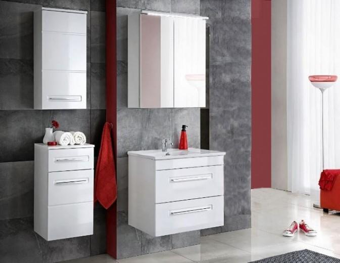 Set Mobilier pentru baie, 5 piese, Active