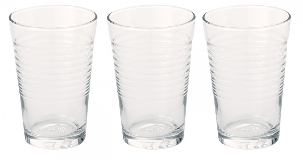 Set pahare Long Drink 350 ml, Jamie Oliver, 3 piese