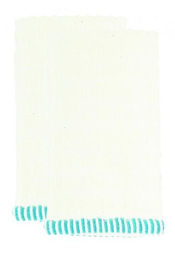 Set prosoape de bucatarie 40 x 48 cm, Evergreen, Jamie Oliver, 2 buc