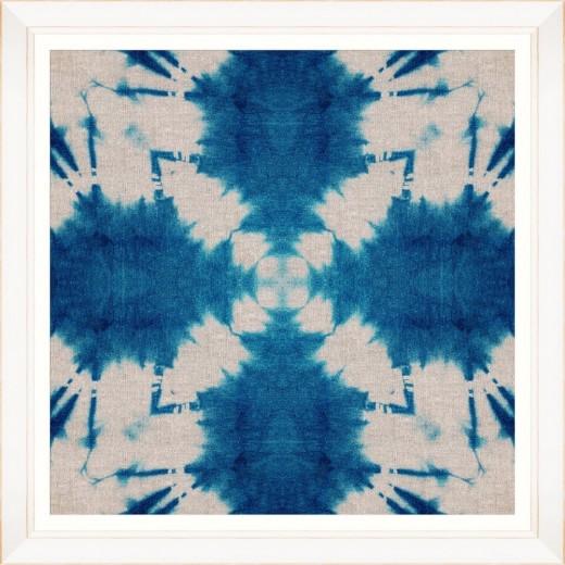 Tablou Framed Art Shibori Pattern II