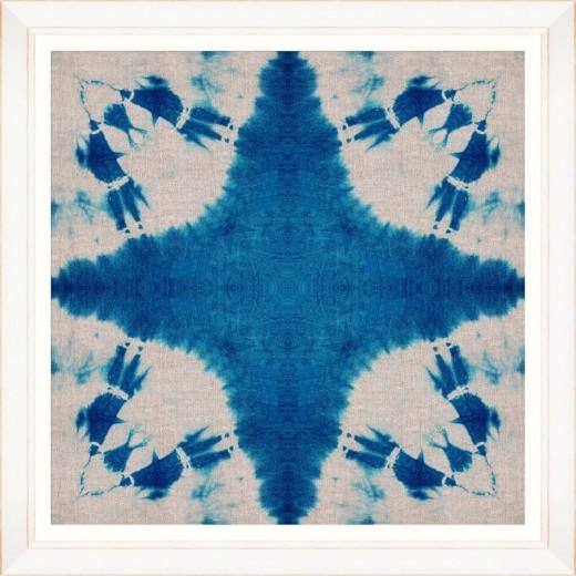Tablou Framed Art Shibori Pattern III