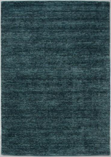 Covor Sonate Turquoise, Tesut manual
