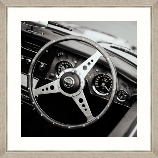 Tablou Framed Art Sport Wheel IV