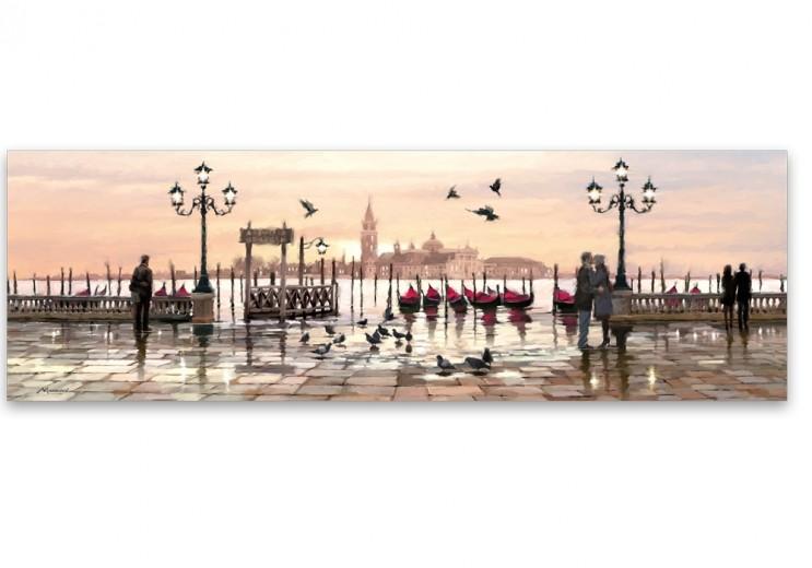 Tablou Canvas Watercolor Venice