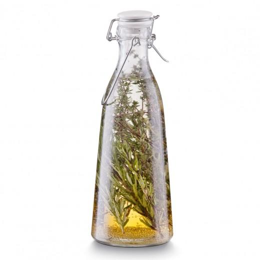 Sticla cu inchidere ermetica, 1000 ml, Ø 10,3xH29 cm