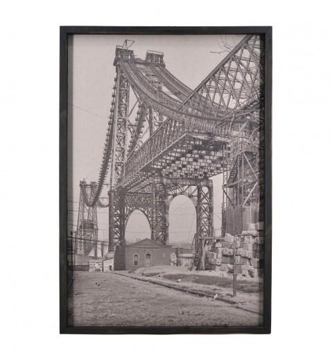 Tablou Canvas Bridge, 62 x 92 cm