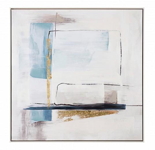 Tablou Canvas Crown P2379-4, 82,5 x 82,5 cm
