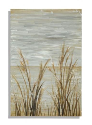 Tablou pictat manual The Sea, 60 x 90 cm