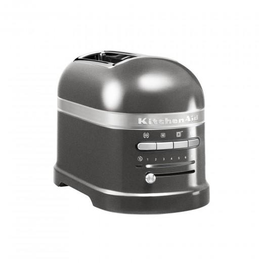 Toaster 2 sloturi Artisan New 5KMT2204E, 2500W, KitchenAid