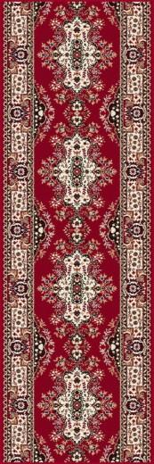 Traversa Fatima Dark Red, Wilton