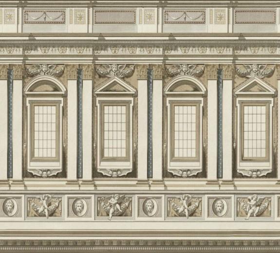 Set 3 role Tapet Imprimat Digital Vaticano