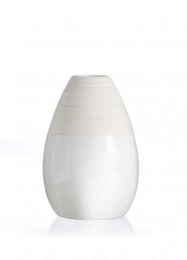 Set vaze Anna, Ceramica, Ø10xH14 cm, 2 piese