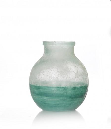 Vaza Arizona Ballshape, Sticla, Ø22xH29 cm