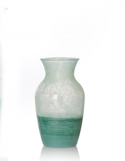 Vaza Arizona, Sticla, Ø16xH26 cm