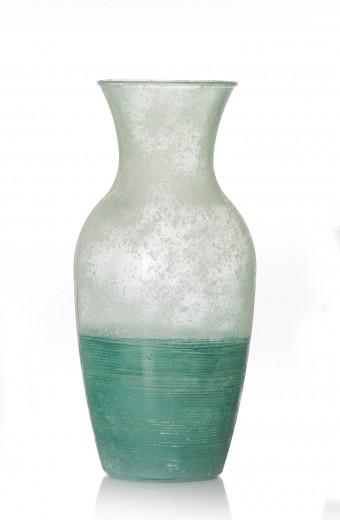Vaza Arizona, Sticla, Ø20xH45 cm