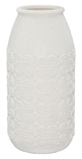 Vaza ceramica Blitty, Ø 23,5xH50,5 cm