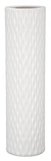 Vaza ceramica Inch, Ø 16,5xH61 cm