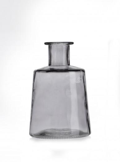Set vaze Pico Anthracite, Sticla, Ø12xH17 cm, 2 piese