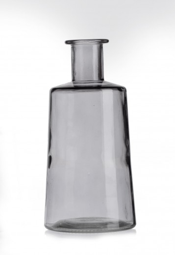Set vaze Pico Anthracite, Sticla, Ø12xH24 cm, 2 piese