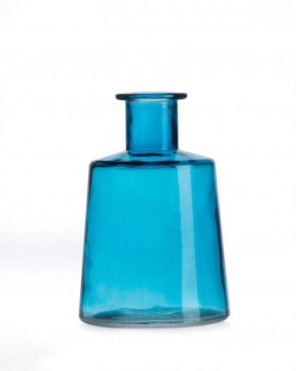 Set vaze Pico Blue, Sticla, Ø12xH17 cm, 2 piese