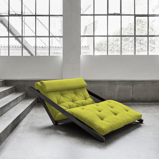 Canapea extensibila Figo Wenge