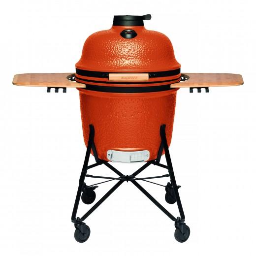 Grill BBQ Ceramic, Orange, 50 cm, Studio Line
