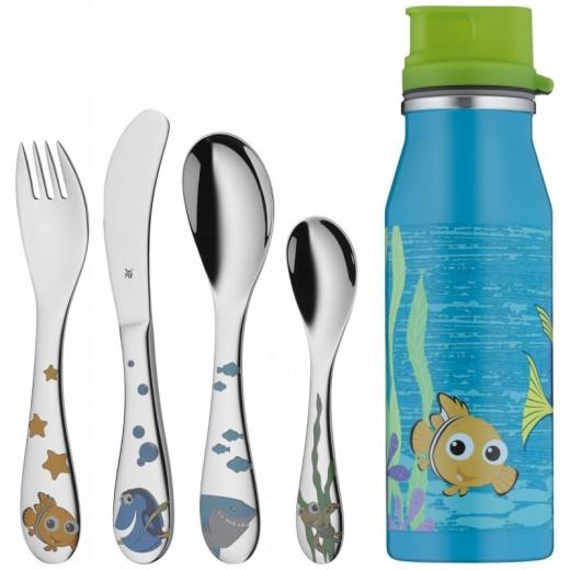 Set tacamuri Nemo pentru copii 5 piese