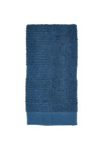Prosop baie din bumbac Classic, Azure Blue, Zone-50 x 100 cm