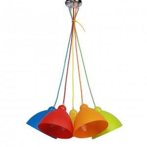 Lustra Kinder Multicolor 365014505